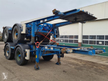 Semirimorchio LAG Container chassis 20ft. portacontainers usato