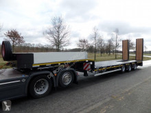Goldhofer heavy equipment transport semi-trailer STN-L 3 (245) A STEPSTAR