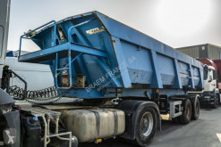 Trailor tipper semi-trailer BENNE - 8x pneus - ressorts