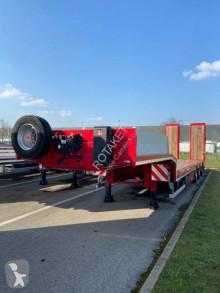 Semirimorchio trasporto macchinari Lecitrailer renforcé 3 essieux neuve