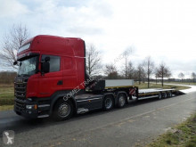Semi remorque Goldhofer STN-L 3 (245) A Stepstar porte engins neuve