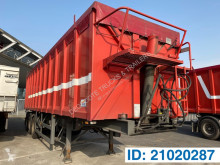 Tipper semi-trailer 57 cub in alu