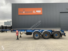 LAG container semi-trailer 20FT/30FT, BPW, ADR (EXII, EXIII, FL, AT), NL-CHASSIS, 75% tires