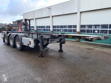 Semiremorca Van Hool Container chassis Volledig gegalvaniseerd / ADR / 30ft. / 20ft. transport containere second-hand
