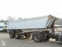 Kaiser Alukipper ca. 20 cubic*Blattfederung* semi-trailer used tipper