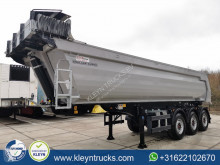 Meiller tipper semi-trailer 8.2 KISA 3 27.9M3 new elec. roof hydr.