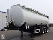 Semirimorchio cisterna polverulenti Feldbinder KIP 52.3*ADR*52m³*TÜV*Elektro-Hy 24V*