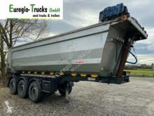 Kempf 3-achs Kippmulde 28 cbm Alu /SAF/Liftachse semi-trailer used tipper