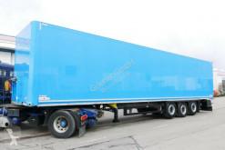 Semirremolque furgón Schmitz Cargobull SKO SKO 24 /2 x LIFTACHSE /ZURRLEISTE ZURRINGE