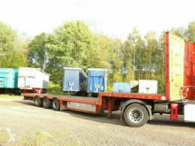 Kaiser heavy equipment transport semi-trailer Tieflader