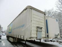 Fruehauf tarp semi-trailer Pritsche/Plane