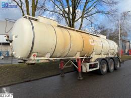 Semirremolque Feldbinder Chemie 24000 Liter cisterna usado