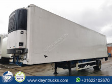 Sættevogn Draco CITY carrier maxima køleskab monotemperatur skadet