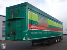 Kraker trailers CF-Z*TÜV*BPW-Achsen*Lift*96m� 10mm* semi-trailer used moving floor