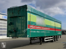 Kraker trailers CF-Z*TÜV*BPW-Achsen*Lift*96m� 10mm semi-trailer used moving floor