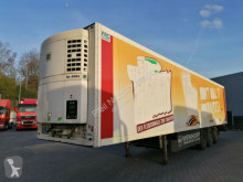 Schmitz Cargobull insulated semi-trailer SKO SKO24/L-13.4 FP 60-Rohrbahnen-LIFT