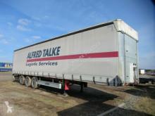 Fliegl tautliner semi-trailer Gardine Lift, Alu, 12642XL,BPW Scheibe