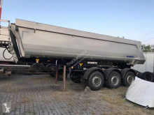 Schmitz Cargobull SKI semi-trailer used construction dump