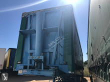 Stas tipper semi-trailer Taut benable
