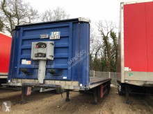 Trailer platte bak Fruehauf CJ 148 CS possibilité location ou LOA/330€ X 24 VR 330 €