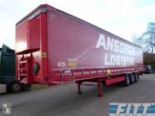 Krone tautliner semi-trailer schuifzeilen/dak JOLODA uitvoering * 662016