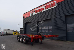 Lecitrailer PORTE CONTAINERS 20'' semi-trailer used container