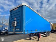 Fruehauf tautliner semi-trailer Semi reconditionnée location ou location vente avec localisation intégré