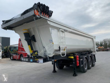 Stas construction dump semi-trailer