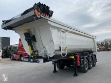 Stas semi-trailer new construction dump