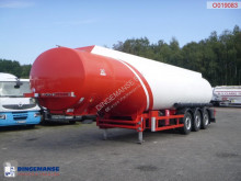 Cobo tanker semi-trailer Fuel tank alu 42.4 m3 / 6 comp + counter