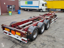 Semiremorca Renders ROC 12.27 CCE SAF - Lift axle - Drum Brakes - 20ft 30ft 40ft (O492) transport containere second-hand