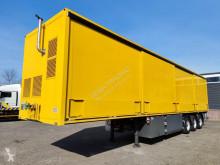 TA 12-9L-18LHLS - 2 Stuur Assen - Schuifwanden - Hardhoutvloer - Hatz - NEWlike! (O518) used other semi-trailers