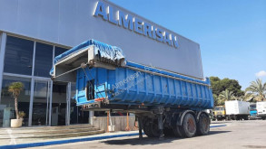 Leciñena half-pipe semi-trailer CH-6400-AC-M-D