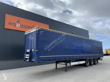 Trailer Krone Drumbrakes, intern: 2.75m, XL-sheets, NL-trailer tweedehands Schuifzeilen