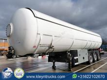 Burg HOBUR LPG 50M3 hydr. pump hose coun semi-trailer used tanker