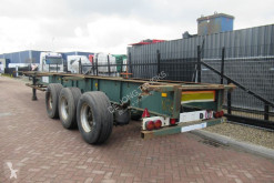 Van Hool container semi-trailer Container Chassis / BPW + Drum