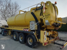 Trax tanker semi-trailer