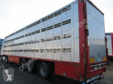 Cuppers LVO 12-27 ASL 4 Levels Livestock trailer semi-trailer used cattle