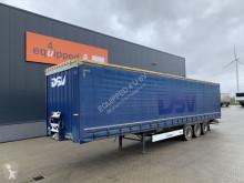 Semi remorque rideaux coulissants (plsc) Krone trommelremmen, NL-trailer, 2x beschikbaar