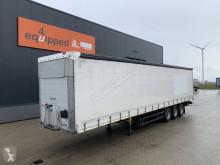 Návěs Schmitz Cargobull Hubdach, Code-XL, galvanisiert, BPW, Rungtasschen posuvné závěsy použitý
