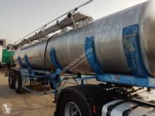 ETA semi-trailer used tanker