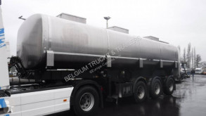 Jansky lait semi-trailer used food tanker