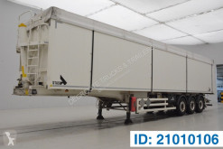 Stas self discharger semi-trailer 78 cub in alu