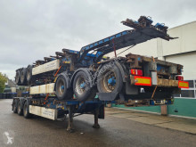 Krone Container Chassis 45ft. Multi / Voor- en achter schuiver semi-trailer used container