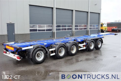 D-TEC CT-53-05D | 2x20-30-40-45ft COMBITRAILER semi-trailer used container