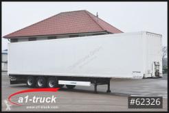 Krone box semi-trailer SD Koffer, 1 & 3 Achse Liftbar,