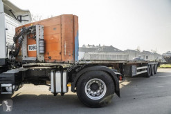 Návěs Schmitz Cargobull SCS plošina použitý
