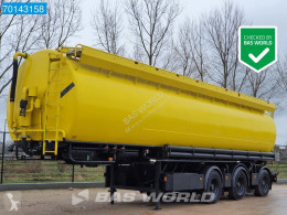 Welgro 97 WSL 43-32 28 Ton / 10 Comp / 2x Lenkachse semi-trailer used tanker