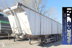 Trailer Acerbi vasca alluminio 46m3 usata tweedehands kipper graantransport