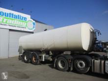 Yarı römork tank Maisonneuve Food tank - Citerne alimentaire - 20000 litres
